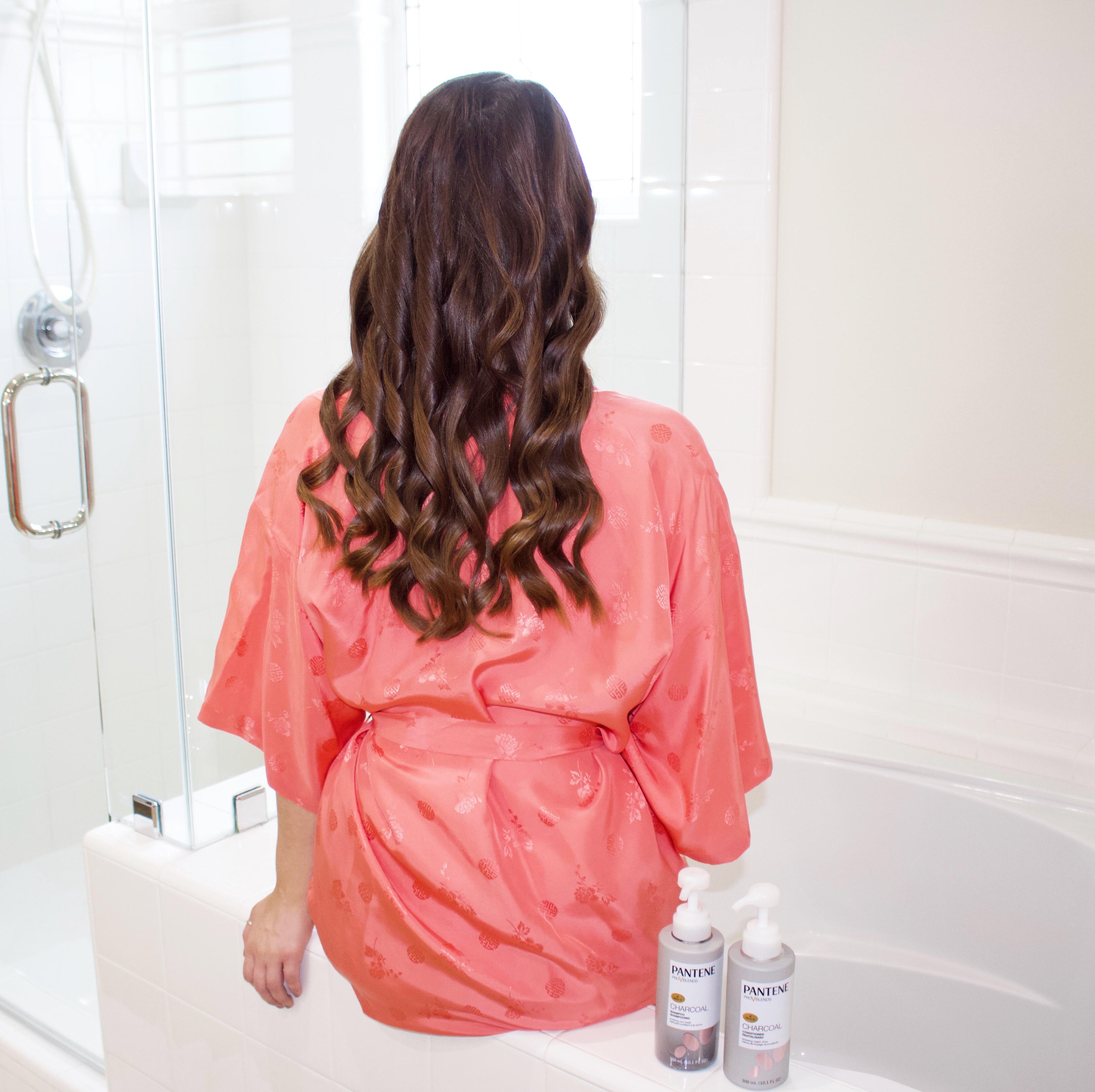 pantene charcoal shampoo