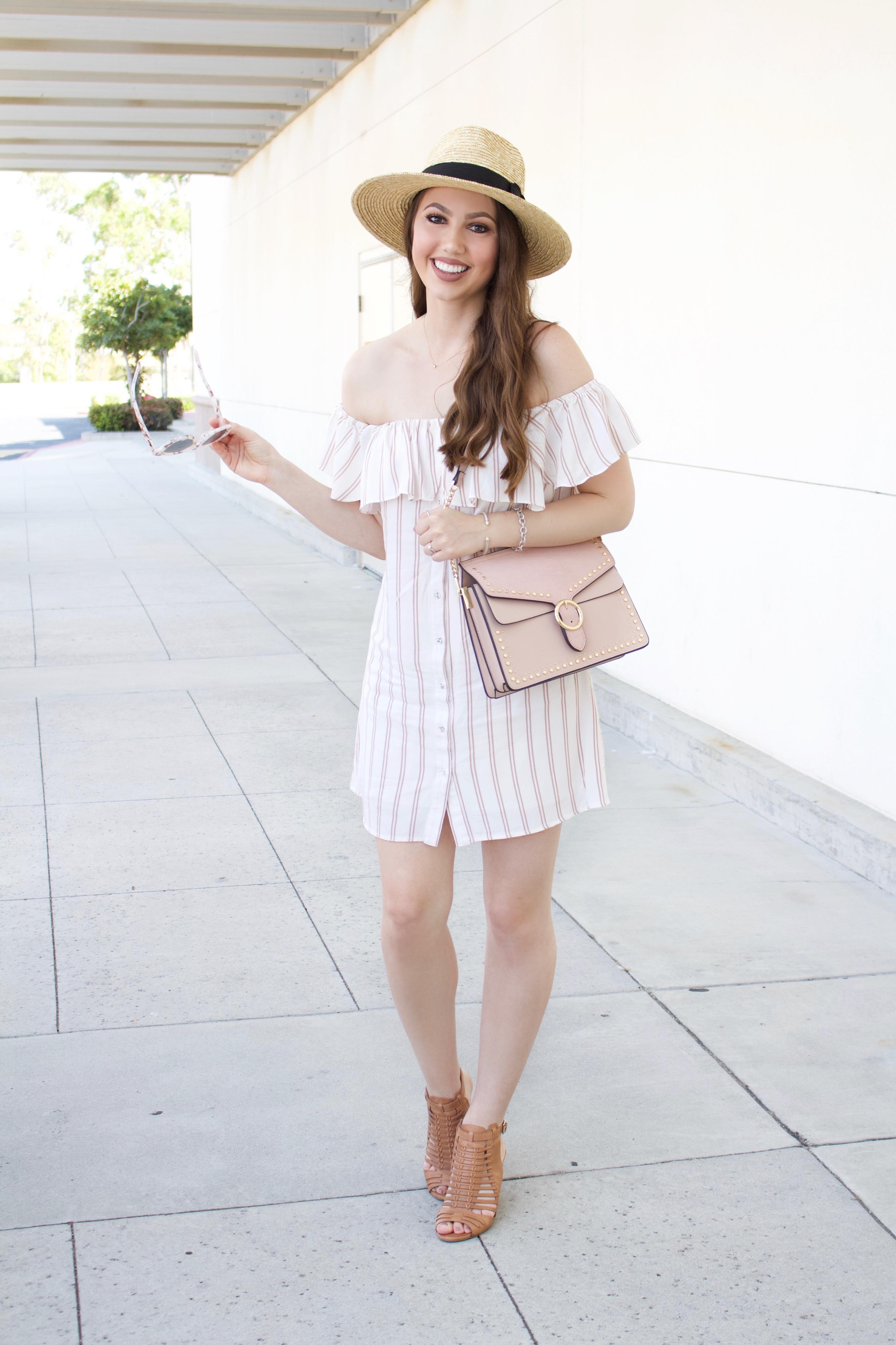 summer brunch outfit