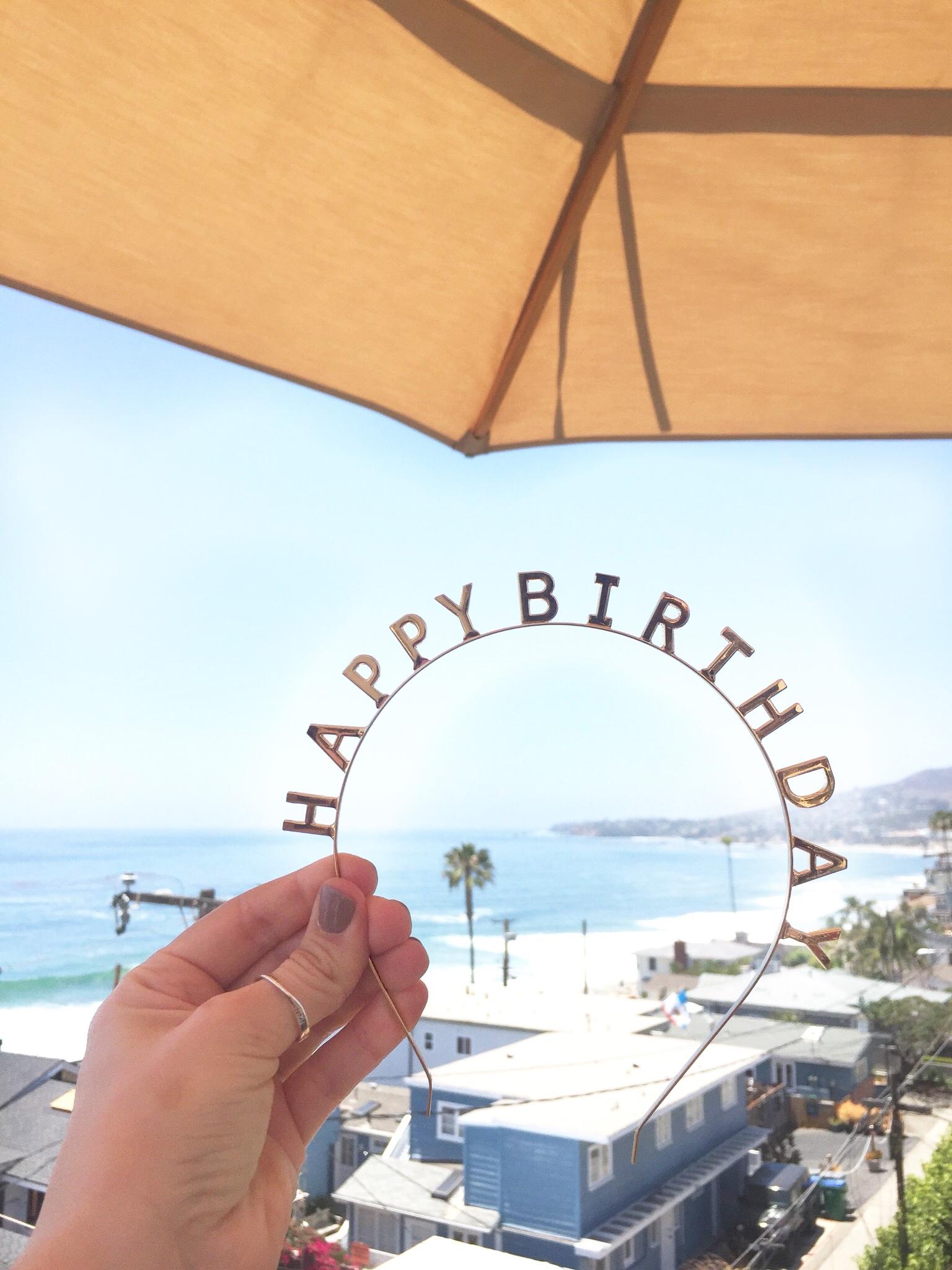 birthday lunch laguna beach