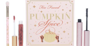 Too Faced Pumpkin Spice Collection Launch