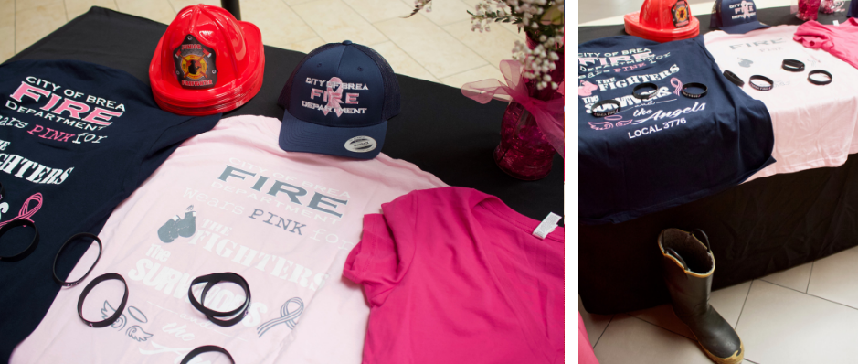 Brea Fire Department cancer fundraiser