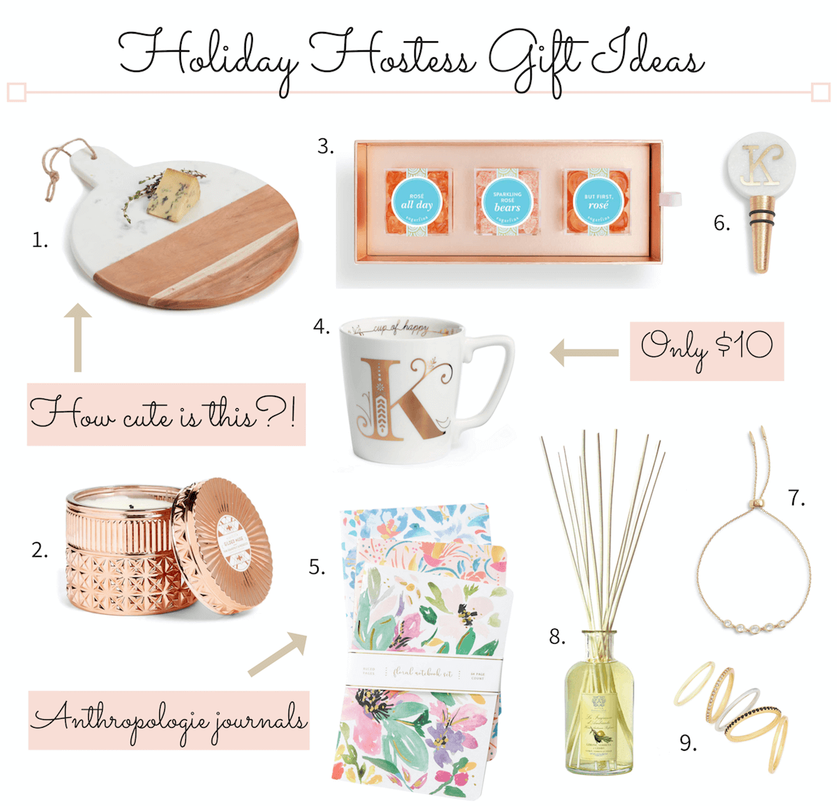 Holiday Hostess Gift Ideas 2018