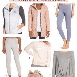 Cute Workout Clothes — January 2018