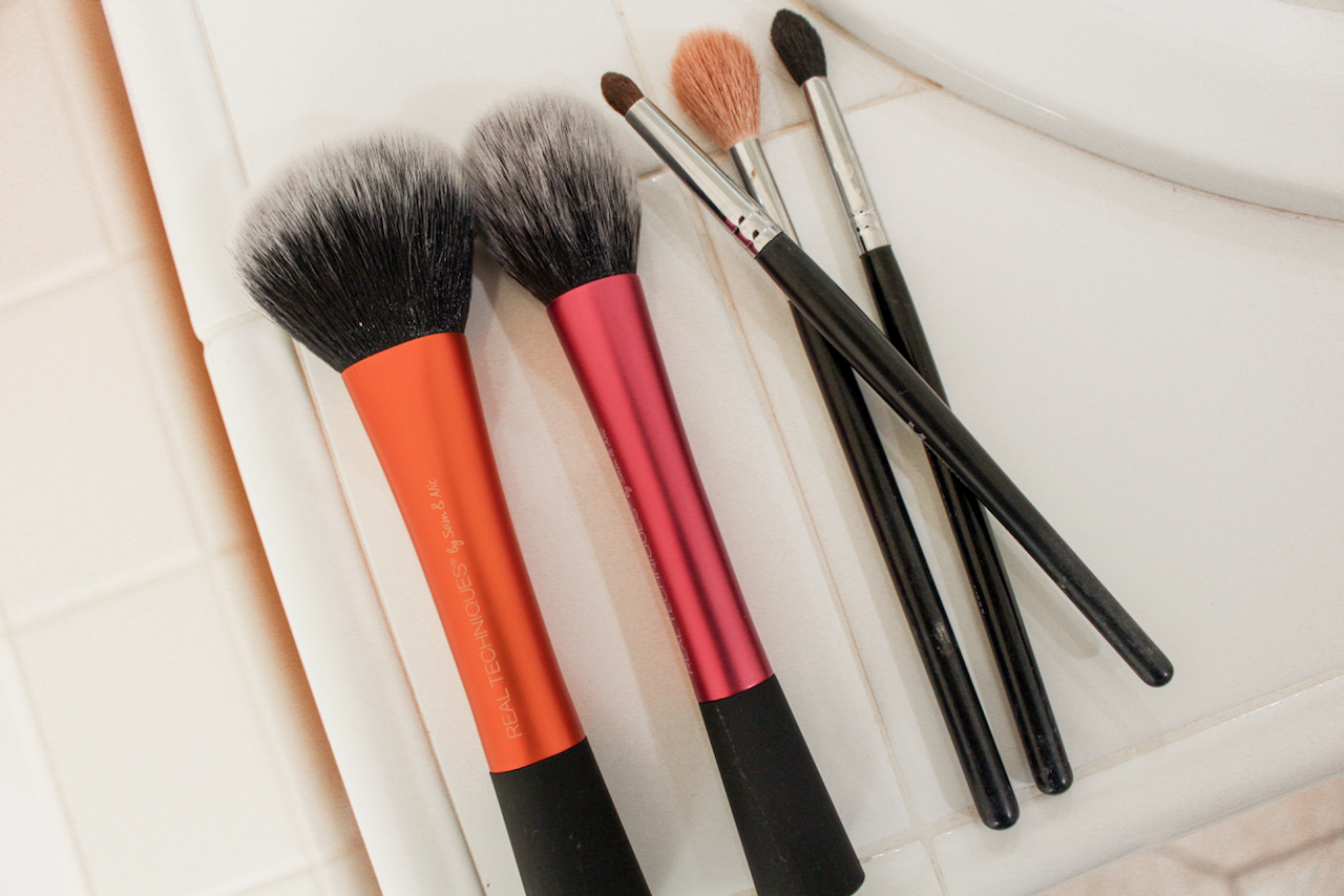 Favorite Affordable Makeup Brushes + Where To Buy