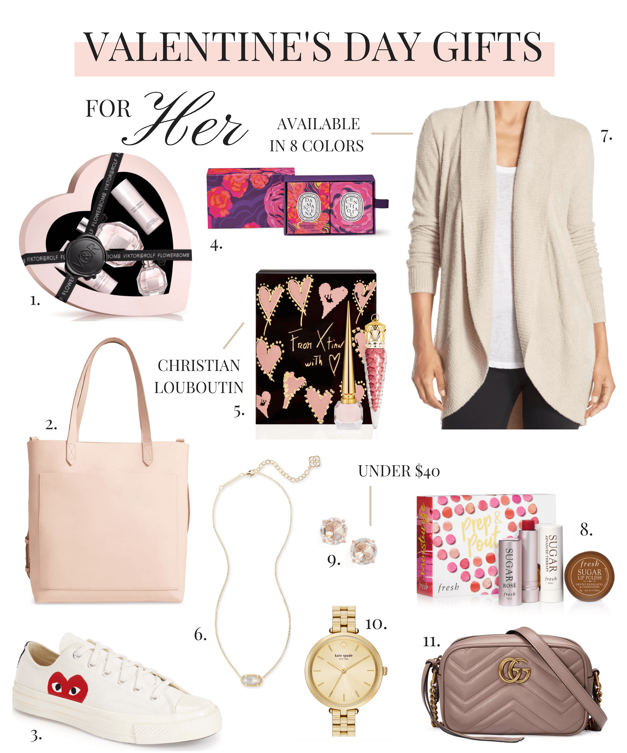 Valentine S Day Gift Ideas For Her 2019 My Styled Life