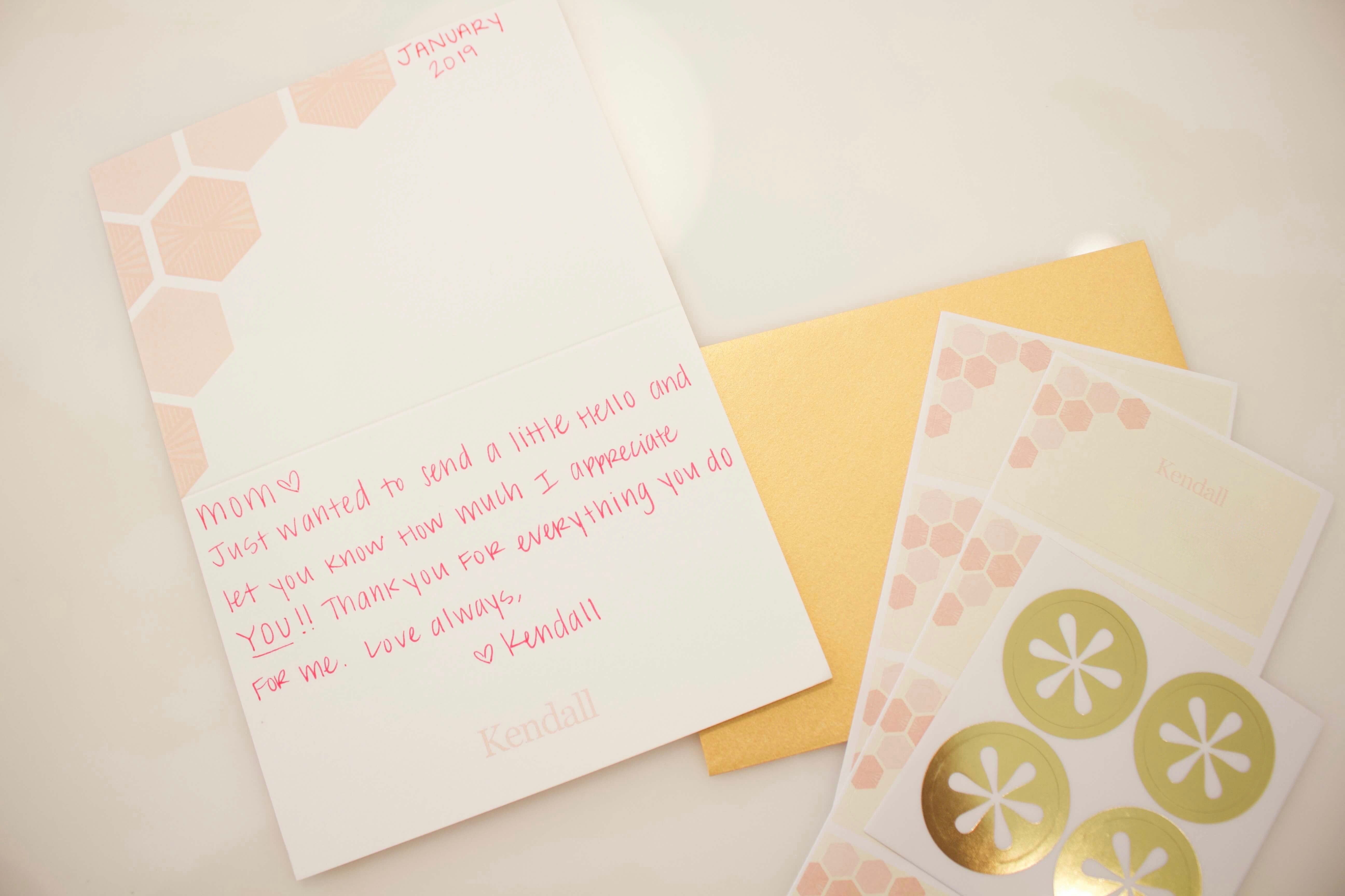 personalized stationery erin condren