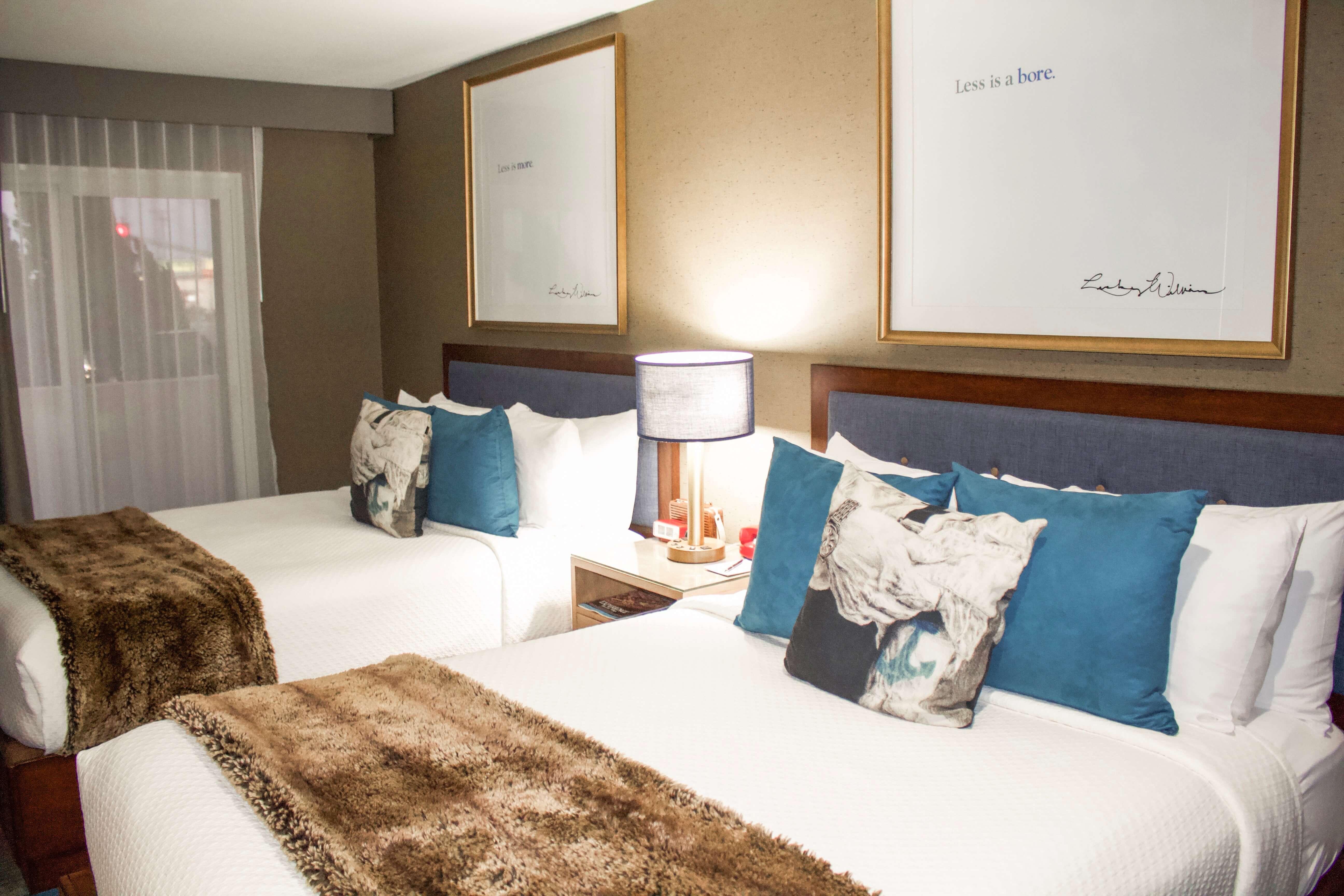 hotel hermosa room
