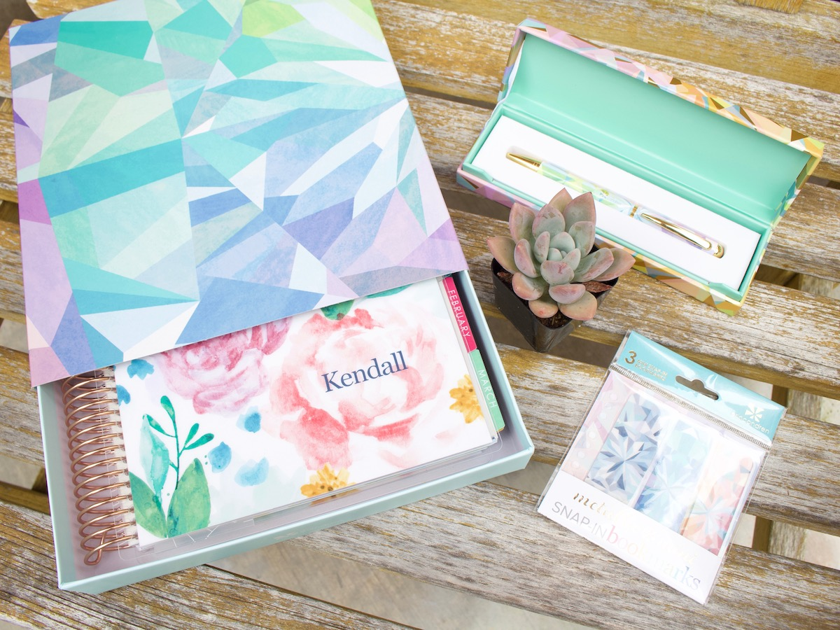 Erin Condren kaleidoscope accessories