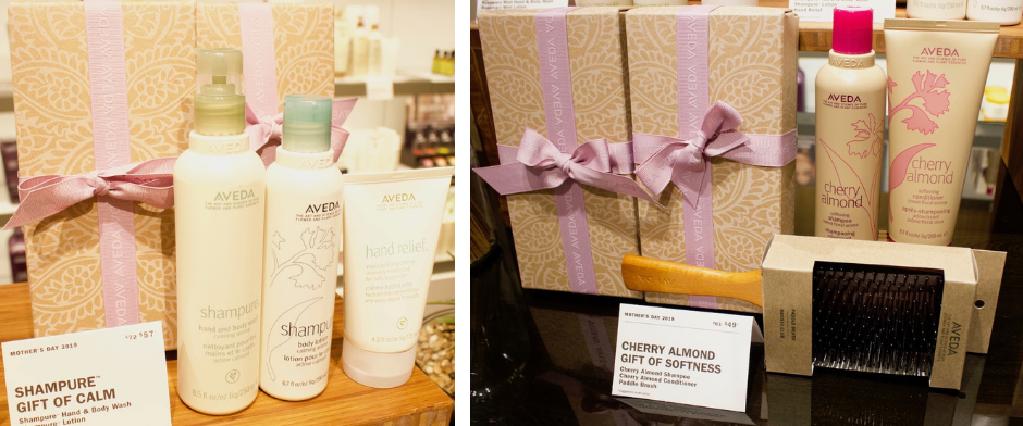 aveda mother's day gifts
