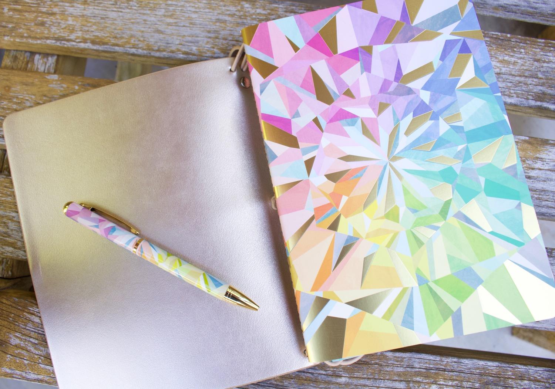 erin condren kaleidoscope petite planner