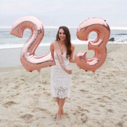23rd birthday ideas