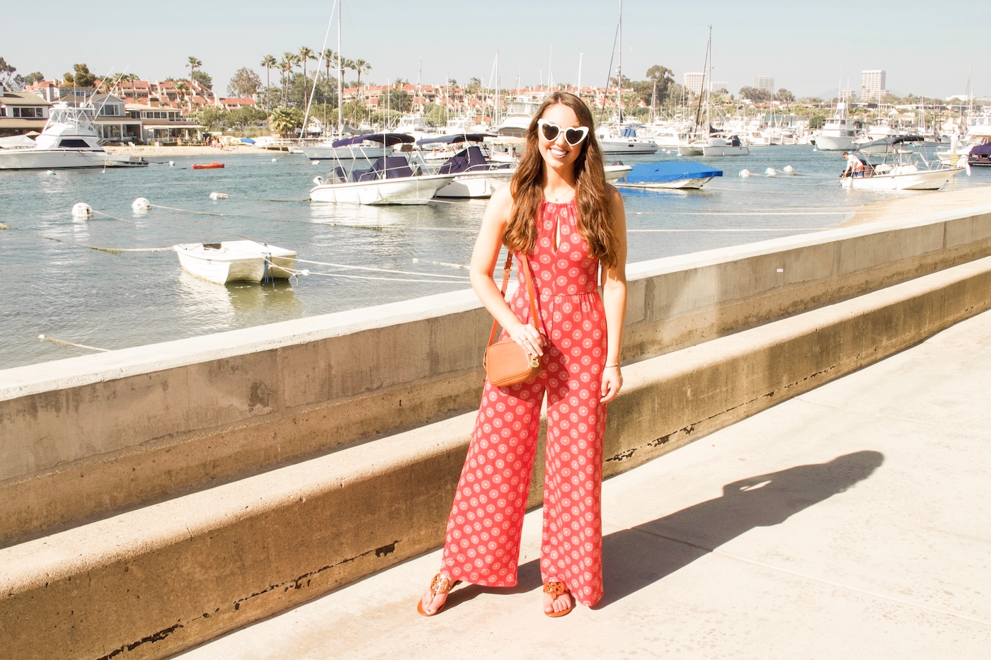 fourth of july jumpsuit