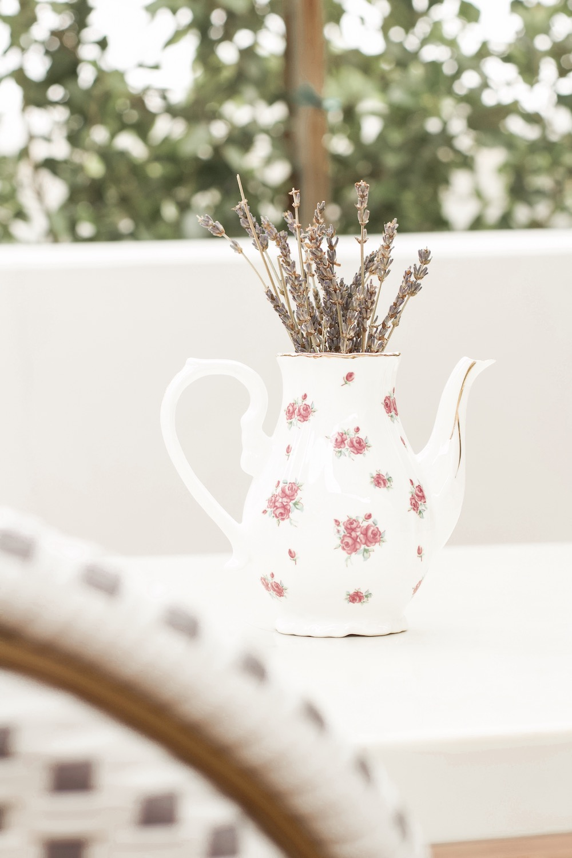 morning lavender hours