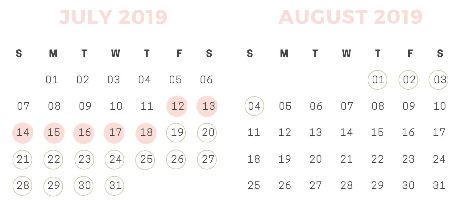 Nordstrom Anniversary sale 2019 sale dates