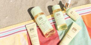 Pixi Beauty Vitamin-C Collection