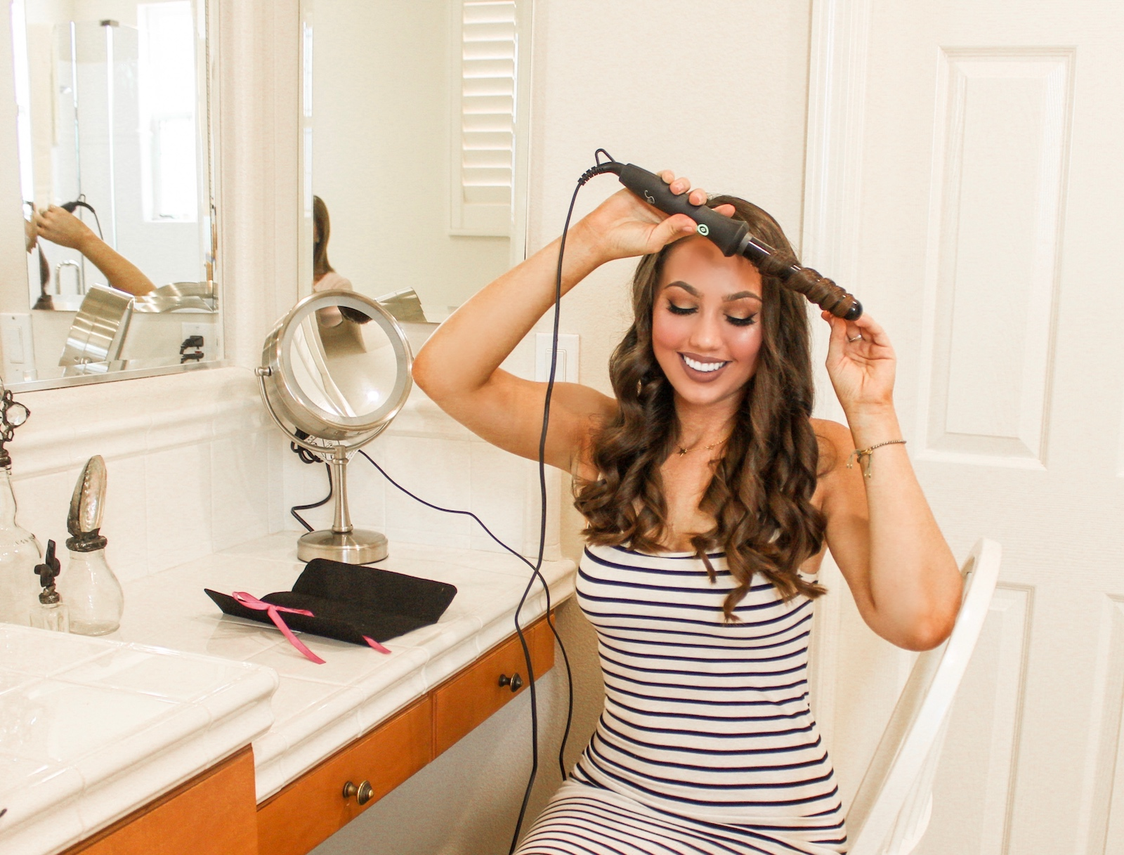 Sultra The Bombshell Curling Wand review