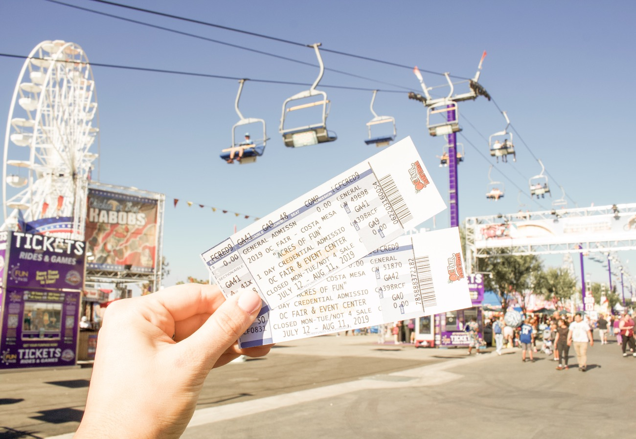 oc fair ticket information
