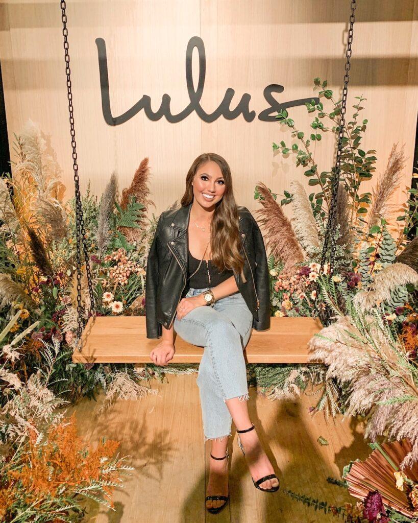 Lulus Pop-Up Shop LA