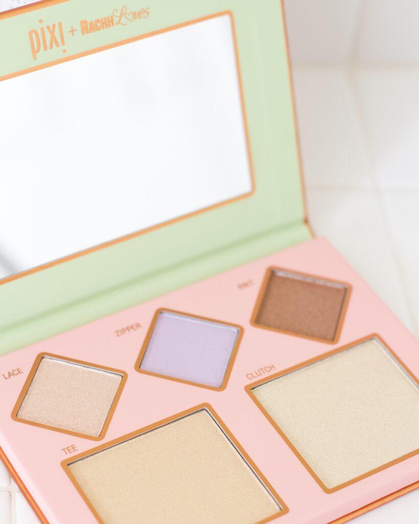 pixi beauty highlight palette