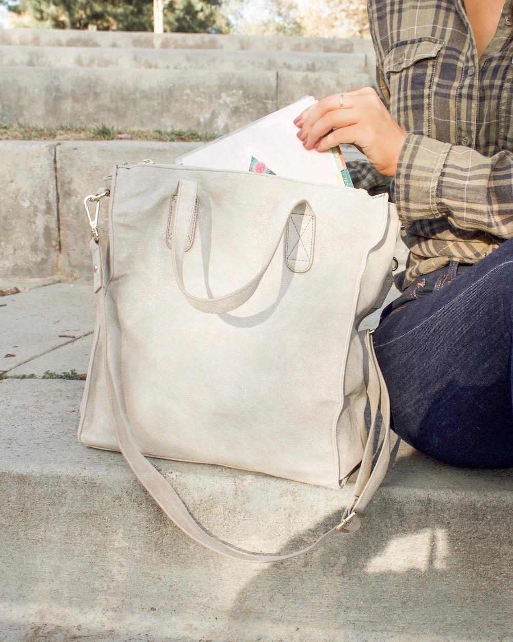Erin Condren Planner Tote Bag