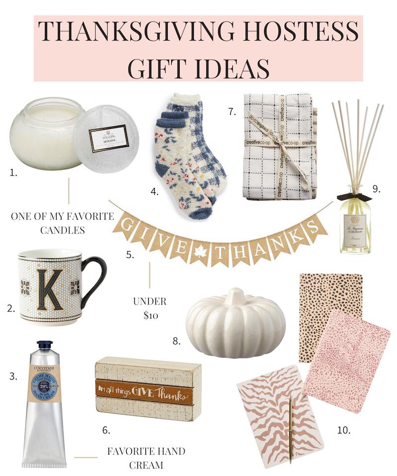 Thanksgiving hostess gift ideas 2019.