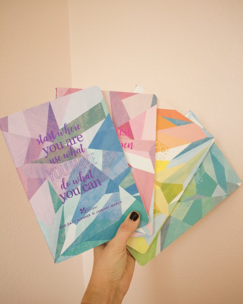 erin condren daily petiteplanner review