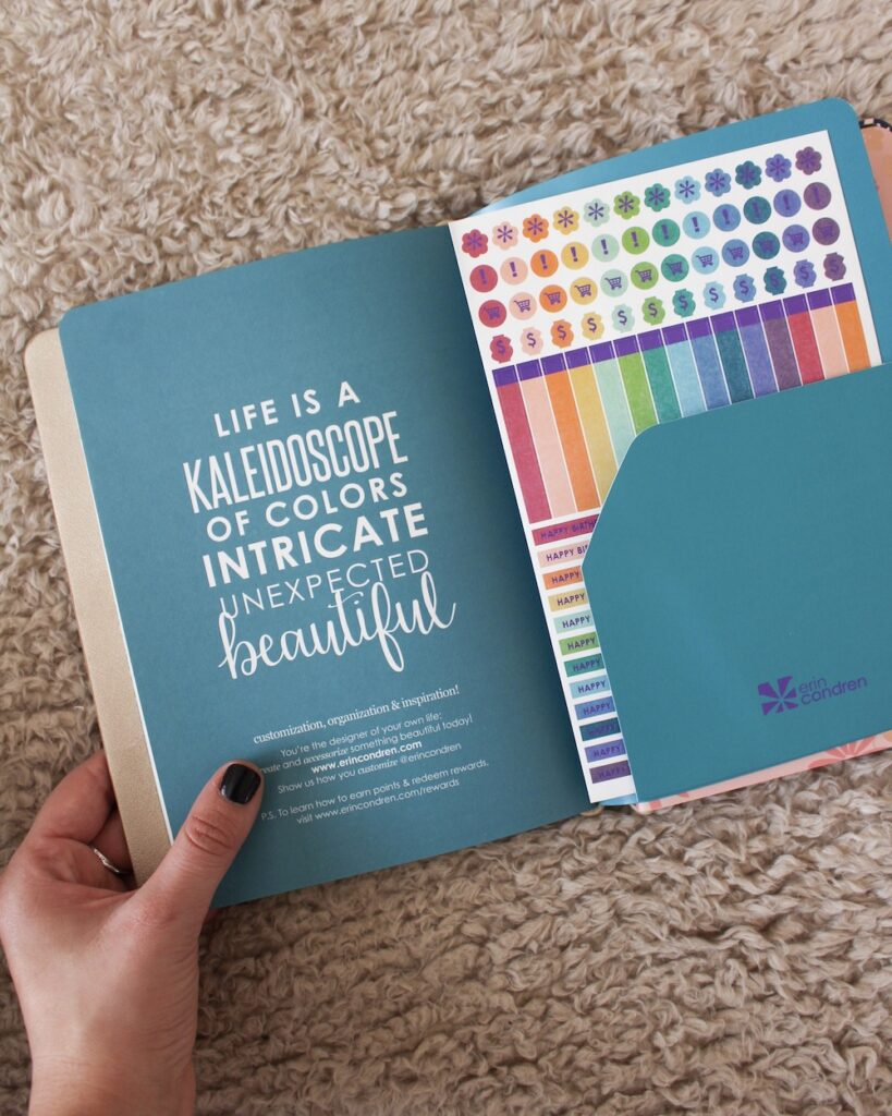 erin condren on the go life planner
