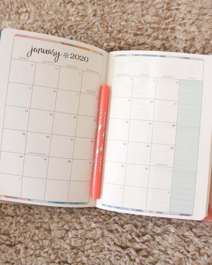 erin condren on the go planner