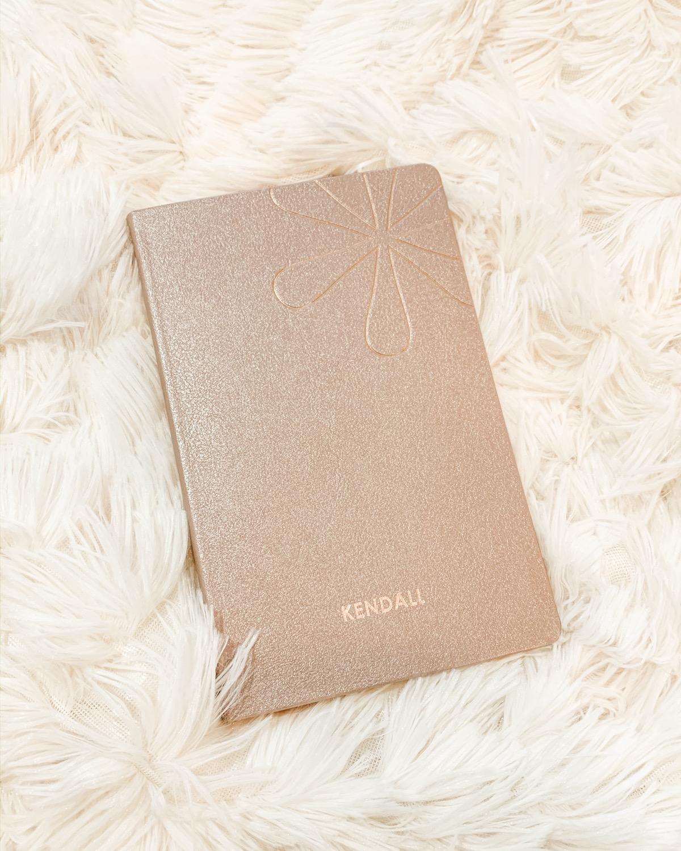 erin condren soft bound notebook