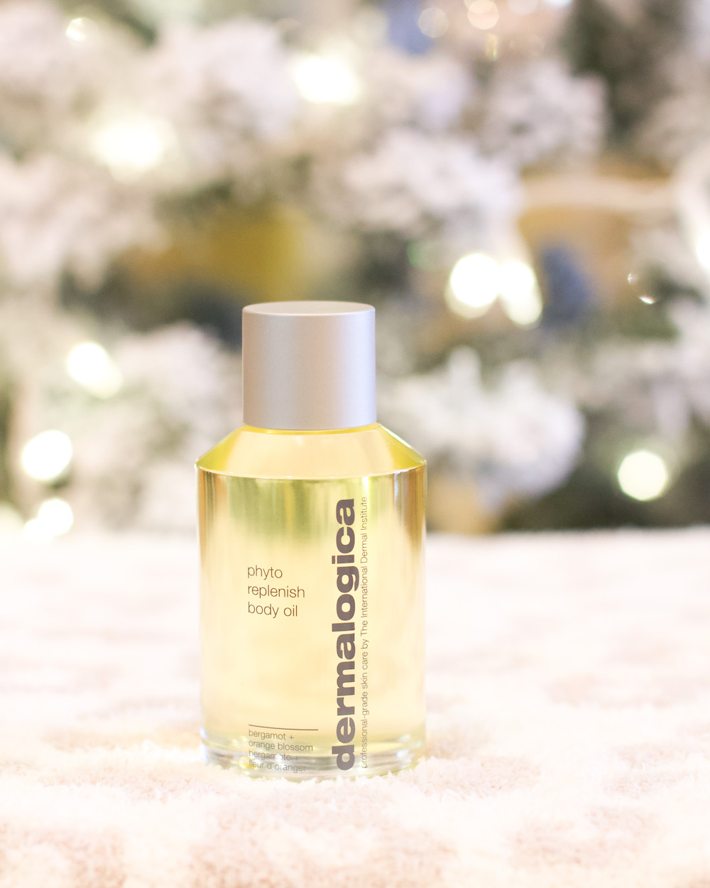 dermalogica phyto replenish body oil review