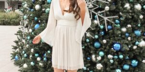 holiday party christmas dress