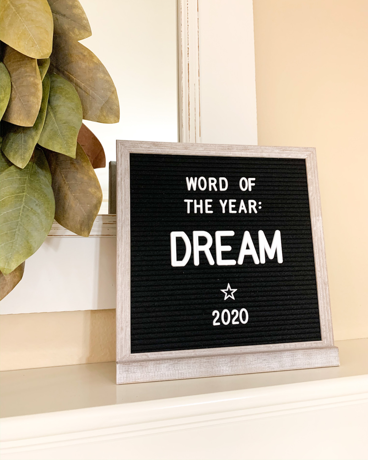 2020 letter board quotes