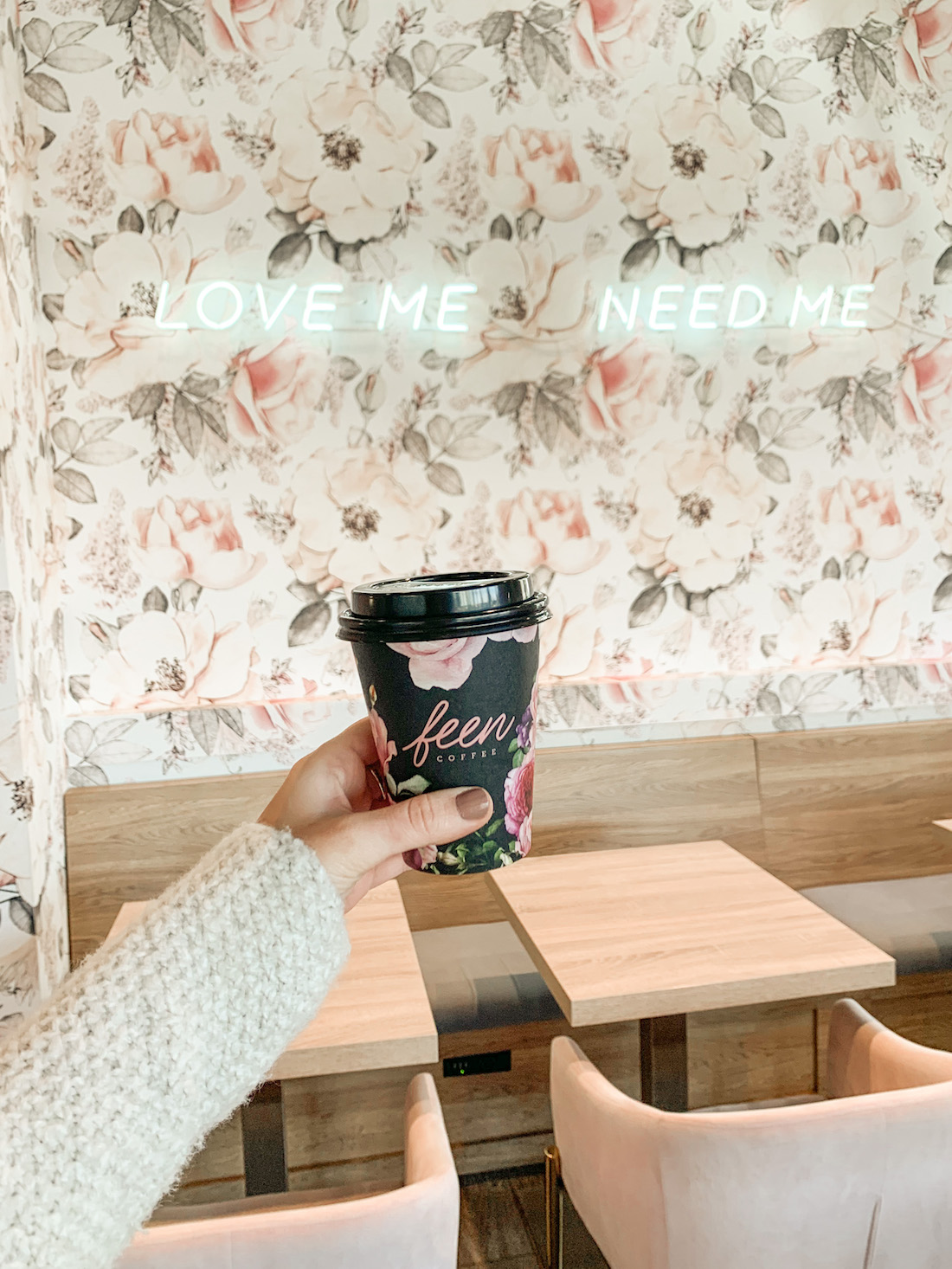 feen coffee shop