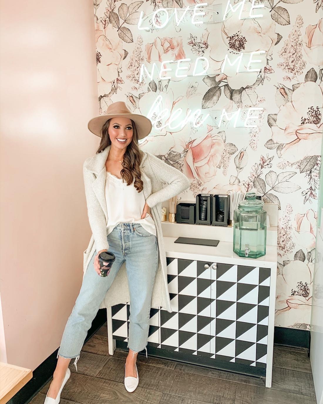 instagrammable coffee shop in orange county