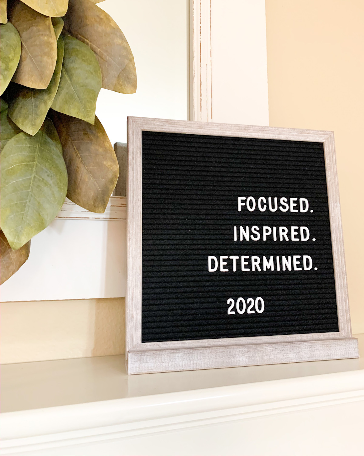 new year letter board quotes