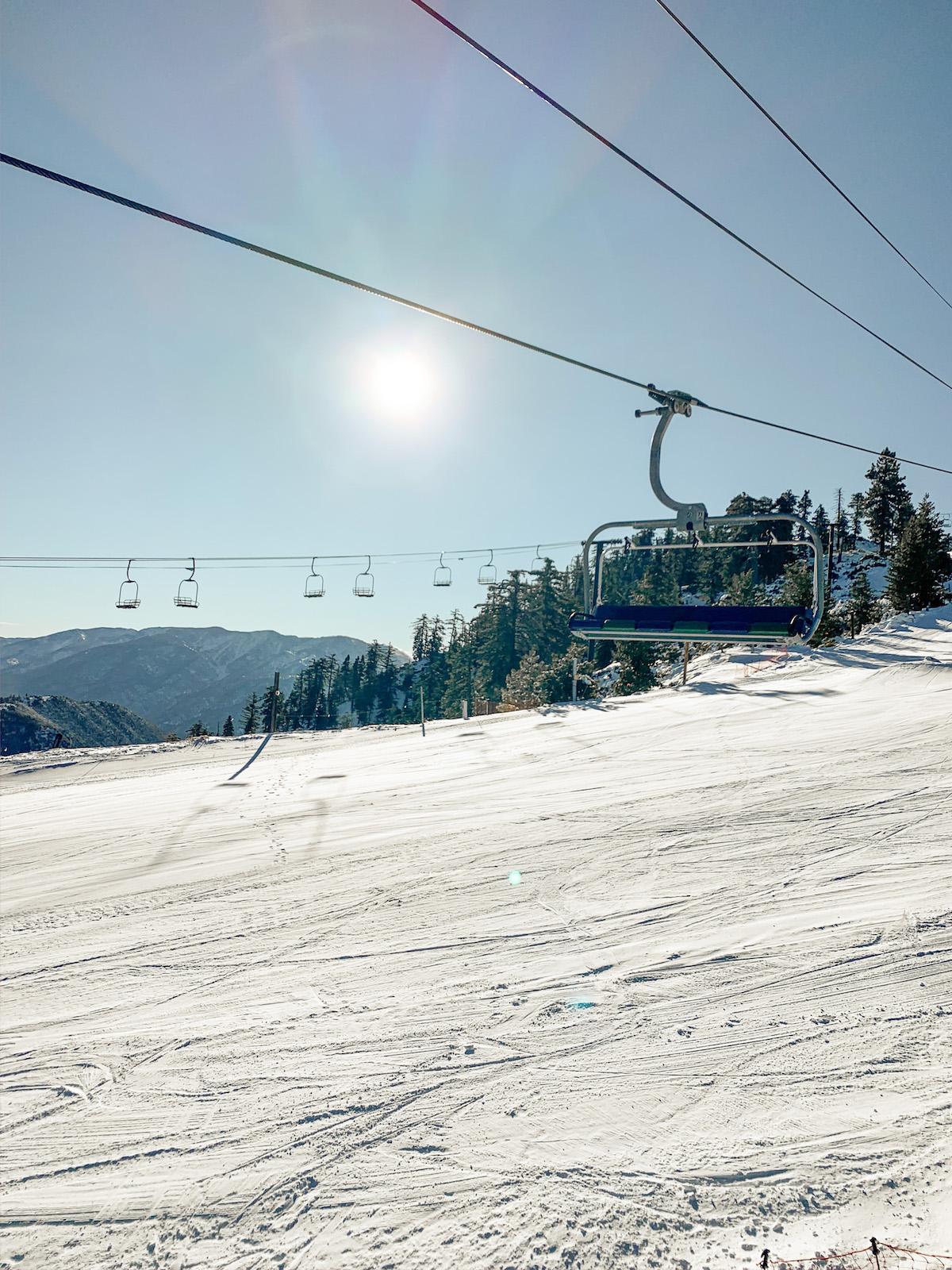 snow valley running springs