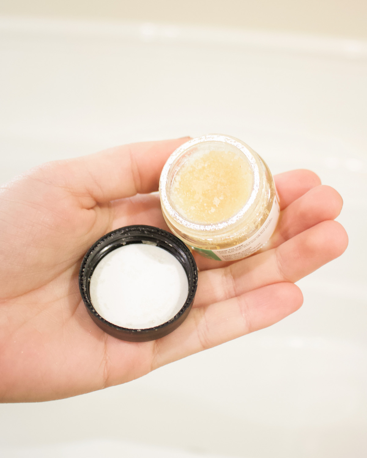 best affordable lip scrub