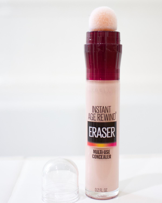 maybelline instant age rewine dark circle treatment concealer brightener
