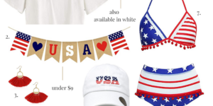 Fourth of July Amazon Finds 2020