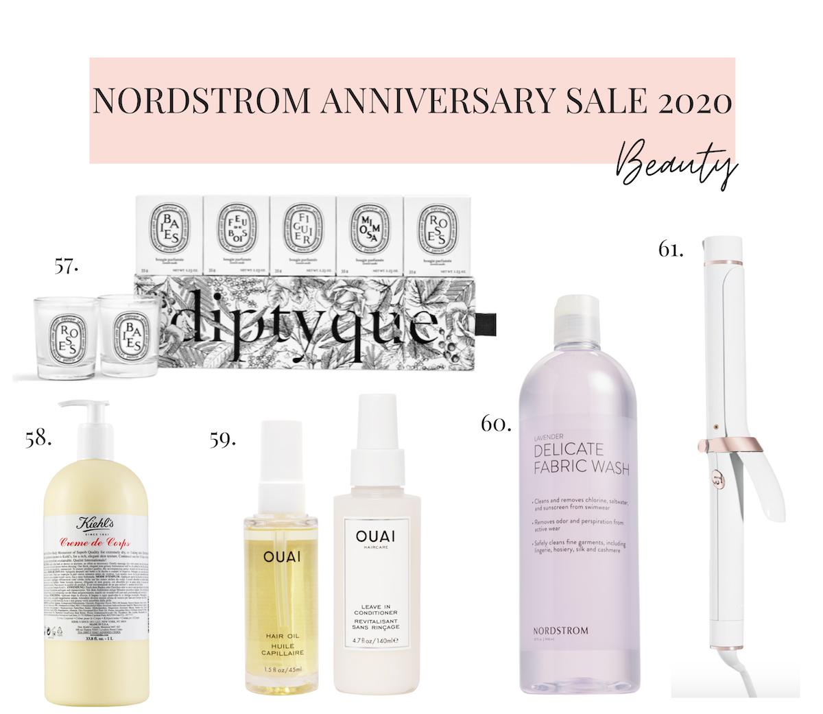 Nordstrom anniversary sale 2020 beauty picks