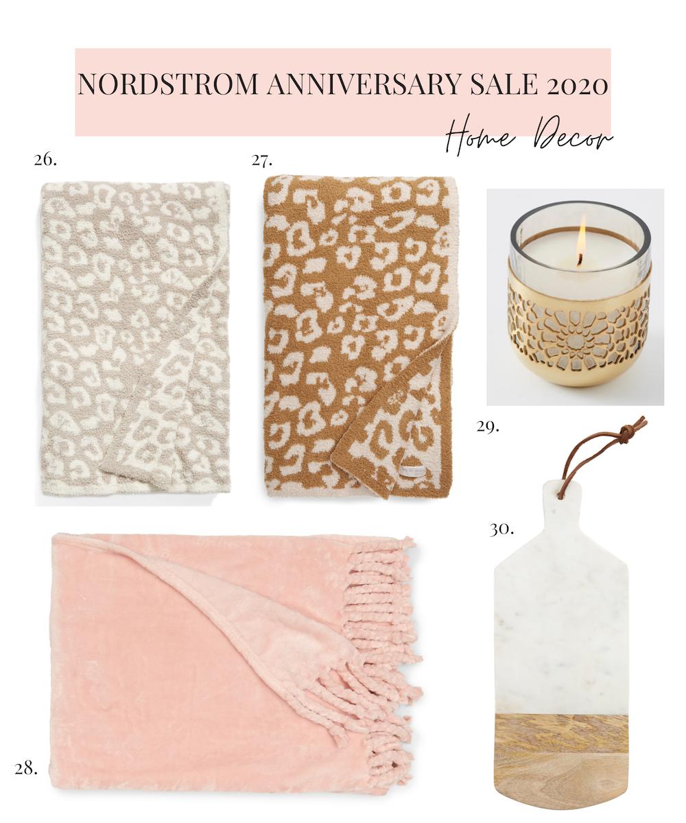 home decor nordstrom anniversary sale 2020