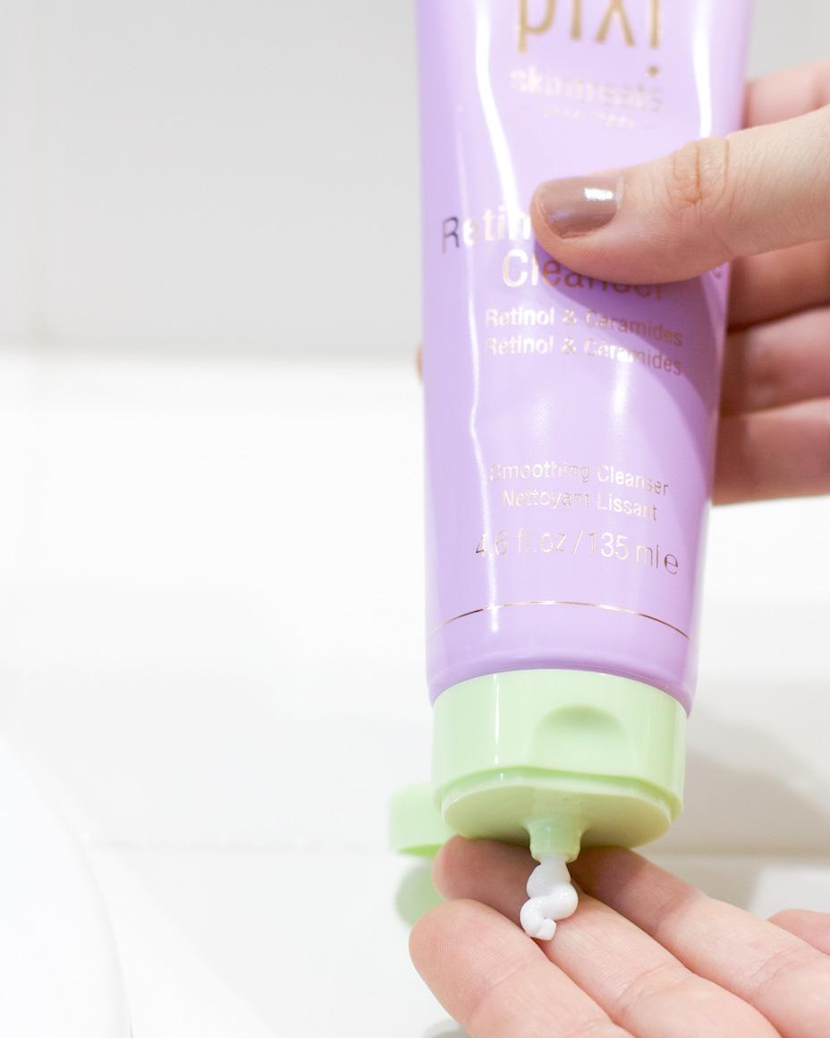 retinol jasmine cleanser