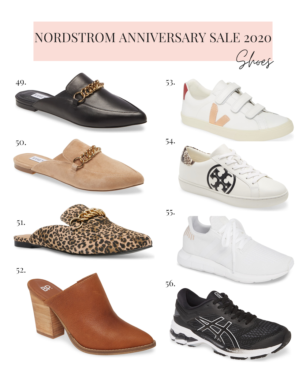 shoes Nordstrom sale 2020