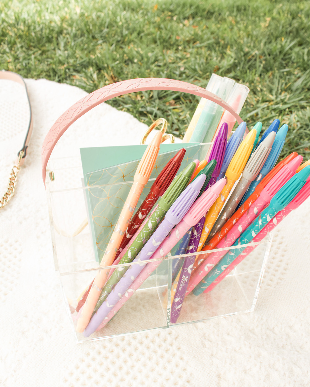 erin condren organizer caddy