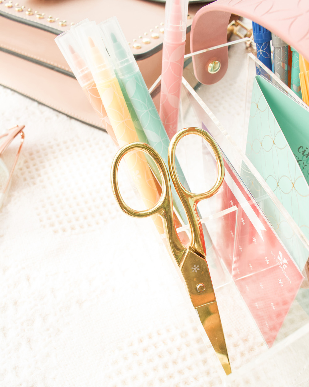 gold scissors erin condren